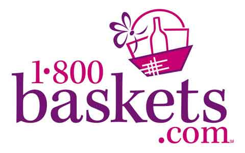 Buy 1800Baskets.com Gift Cards
