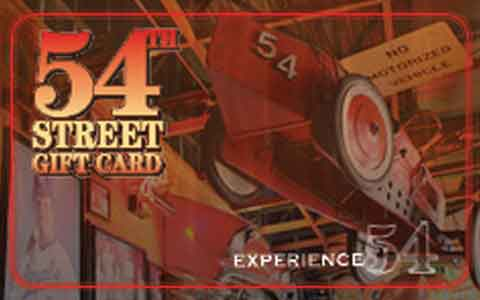 Buy 54th Street Grill & Bar Gift Cards