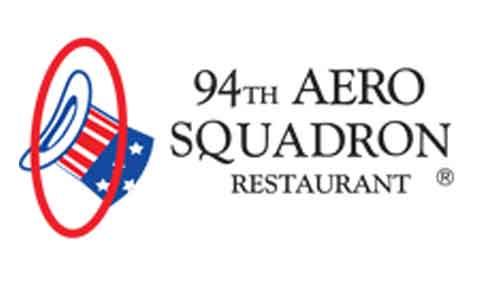 Buy 94th Aero Squadron Restaurant Gift Cards