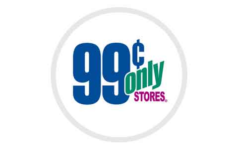 Buy 99 Cents Only Stores Gift Cards