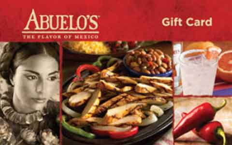 Buy Abuelos Gift Cards