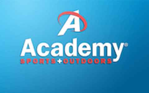 Buy Academy Sports Gift Cards