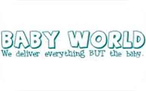 Buy Baby World Gift Cards