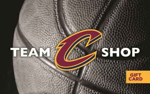 size 40 c9891 2d62f Check Cleveland Cavaliers Team Shop Gift Card Balance Online ...