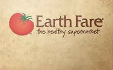 Buy Earth Fare Gift Cards