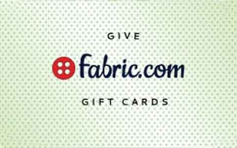 Buy Fabric.com Gift Cards