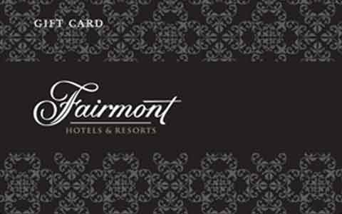 Buy Fairmont Hotels & Resorts Gift Cards