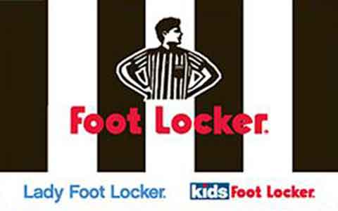 Buy Foot Locker Gift Cards
