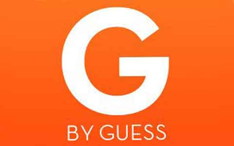 Buy G by Guess Gift Cards