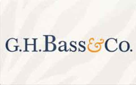 Buy G.H. Bass & Co. Gift Cards