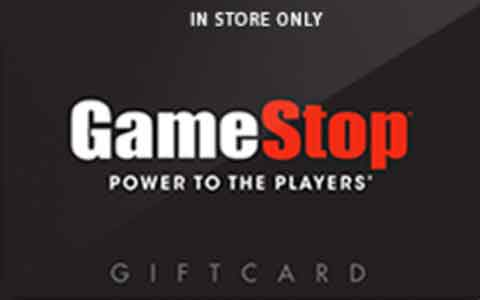 Buy GameStop (In Store Only) Gift Cards