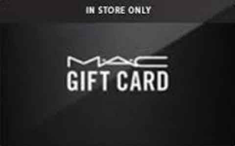 Buy MAC Cosmetics (In Store Only) Gift Cards