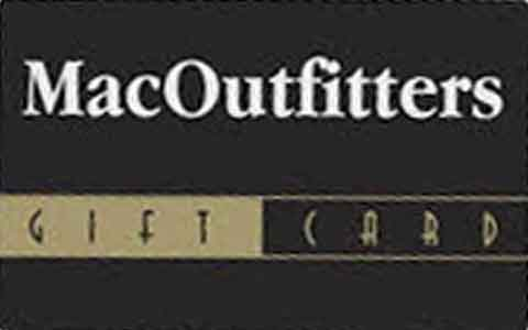 Buy MacOutfitters Gift Cards