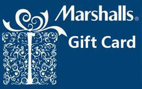 Marshalls Gift Cards