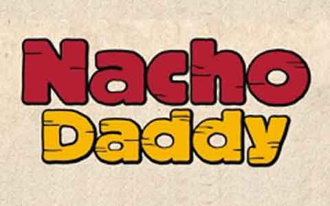 Buy Nacho Daddy Gift Cards