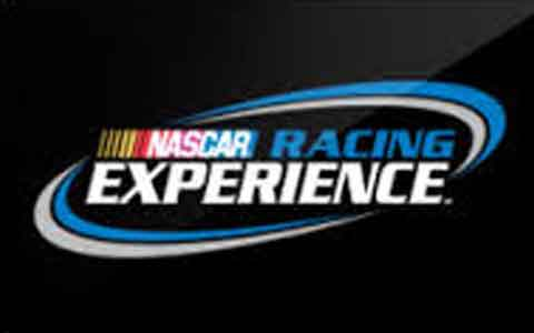 Buy NASCAR Racing Experience Gift Cards
