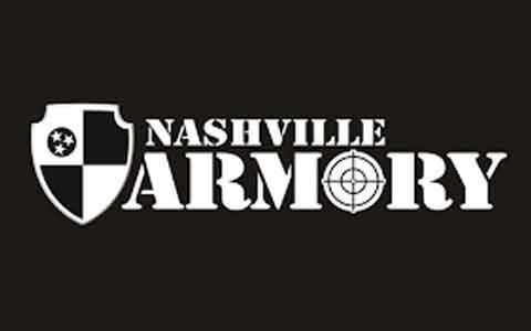 Buy Nashville Armory Gift Cards