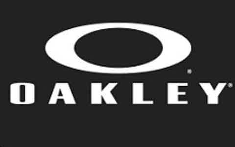 Buy Oakley Gift Cards