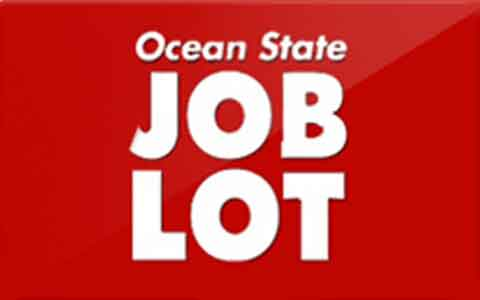 Buy Ocean State Job Lot Gift Cards