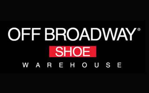 Buy Off Broadway Shoes Gift Cards
