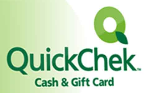 Buy QuickChek Gift Cards
