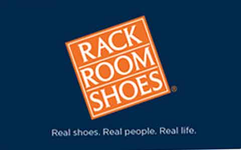 Buy Rack Room Shoes Gift Cards