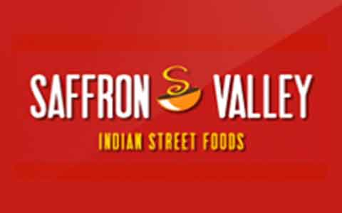 Buy Saffron Valley Gift Cards