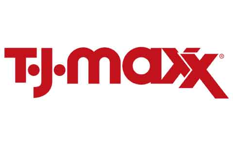 Buy T.J. Maxx Gift Cards
