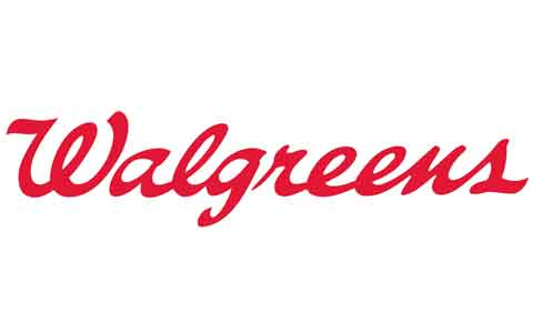 Buy Walgreens (In Store Only) Gift Cards